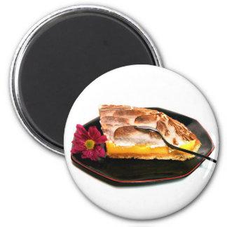 tart lemons 2 inch round magnet