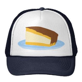 Tarta de crema de Boston Gorras