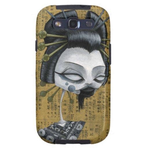 Tarta de Tayu Galaxy S3 Protectores