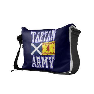 Tartan Army Courier Bag