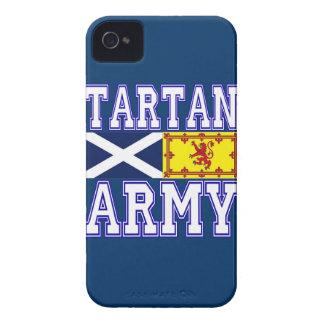 Tartan Army iPhone 4 Case