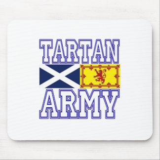 Tartan Army Mouse Pad