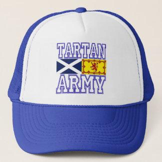 Tartan Army Trucker Hat