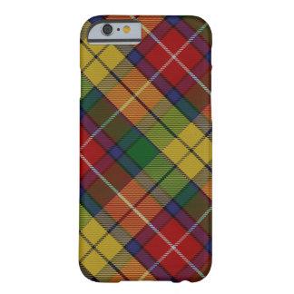 Tartan Buchanan iPhone 6/6S Barely There Case