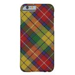 Tartan Buchanan iPhone 6 Slim Barely There iPhone 6 Case