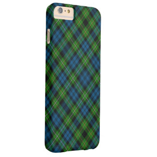 Tartan Campbell iPhone 6/6S Plus Case