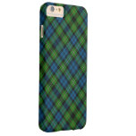 Tartan Campbell iPhone 6 Plus Case