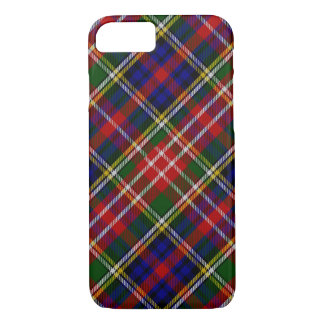 Tartan Christie iPhone 7 Barely There Case