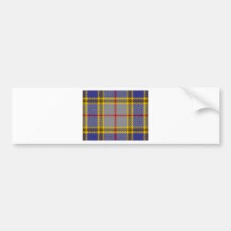 Tartan Clan Balfour Bumper Sticker