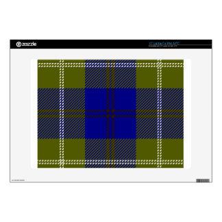 """Tartan Clan Oliphant 15"""" Laptop Decals"""