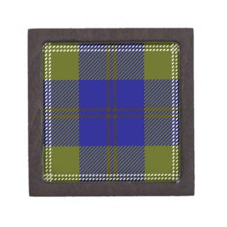 Tartan Clan Oliphant Gift Box