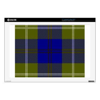 Tartan Clan Oliphant Skin For Laptop