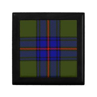 Tartan Clan Shaw Gift Box
