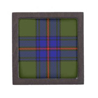 Tartan Clan Shaw Keepsake Box