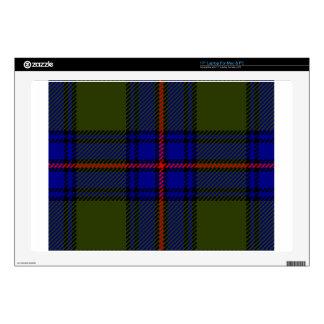 Tartan Clan Shaw Skin For Laptop