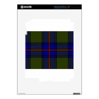 Tartan Clan Shaw Skins For The iPad 2