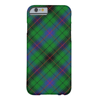 Tartan Davidson iPhone 6/6S Barely There Case