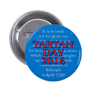 Tartan Day 2016 button