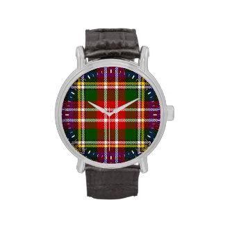 Tartán de Christie del clan Relojes