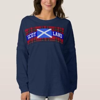 Tartán de la bandera de Escocia