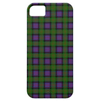 Tartán de MacDonald del clan iPhone 5 Carcasa