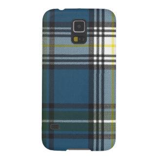 Tartán de MacDowall Carcasas De Galaxy S5