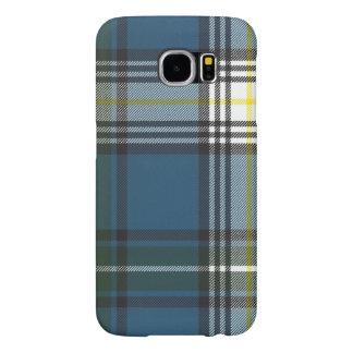 Tartán de MacDowall Fundas Samsung Galaxy S6