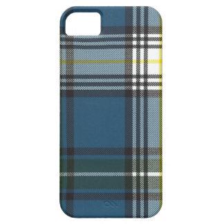 Tartán de MacDowall iPhone 5 Carcasas