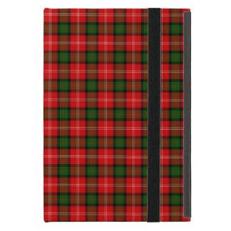 Tartán de MacKintosh iPad Mini Fundas