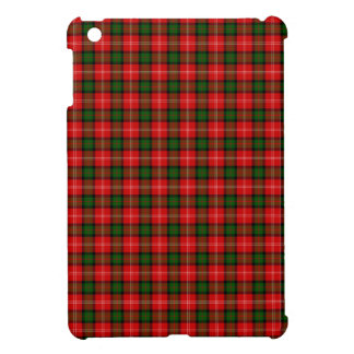 Tartán de MacKintosh iPad Mini Carcasas
