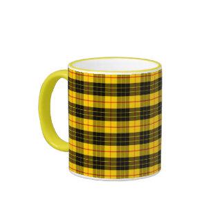 Tartán de MacLeod del clan Tazas De Café