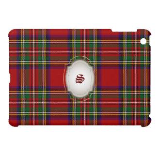 Tartán de PixDezines Stewart iPad Mini Cárcasa