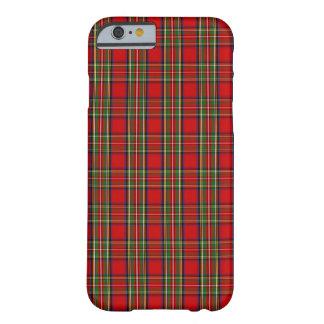 Tartán de Stewart del clan Funda Para iPhone 6 Barely There