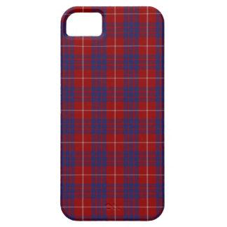 Tartán del clan de Hamilton iPhone 5 Carcasa