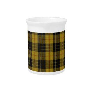 """Tartán del clan de MacLeod (aka """"MacLeod ruidoso"""") Jarra Para Bebida"""