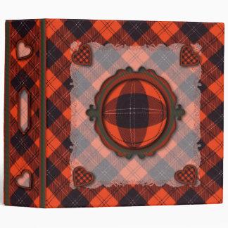 Tartán del clan de Ramsay - tela escocesa