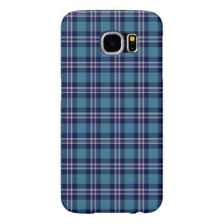 Tartán del distrito de Saint Andrews Escocia Funda Samsung Galaxy S6