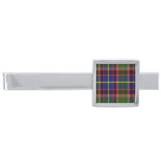 Tartán del escocés de Aikenhead Alfiler De Corbata Plateado