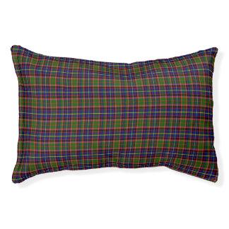 Tartán del escocés de Aikenhead Cama Para Perro Pequeño
