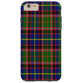 Tartán del escocés de Aikenhead Funda De iPhone 6 Plus Tough