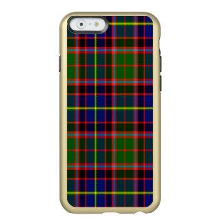 Tartán del escocés de Aikenhead Funda Para iPhone 6 Plus Incipio Feather Shine