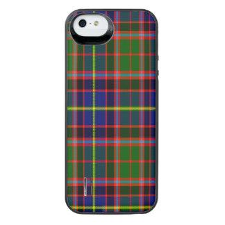 Tartán del escocés de Aikenhead Funda Power Gallery™ Para iPhone 5 De Uncommon