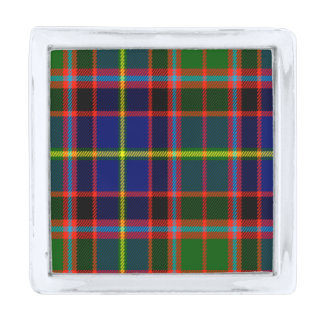 Tartán del escocés de Aikenhead Insignia Plateada