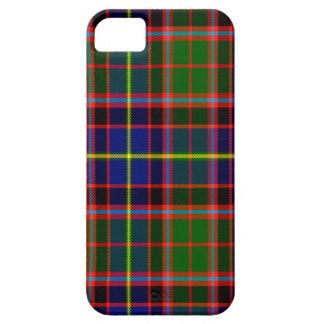 Tartán del escocés de Aikenhead iPhone 5 Funda