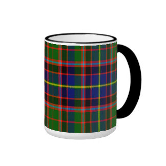 Tartán del escocés de Aikenhead Taza De Dos Colores