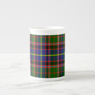 Tartán del escocés de Aikenhead Taza De Porcelana