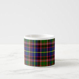 Tartán del escocés de Aikenhead Taza Espresso