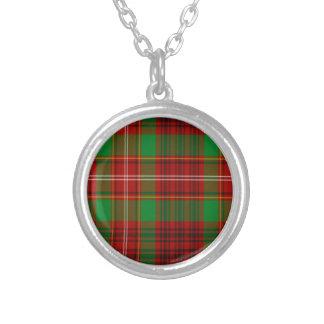 Tartán del escocés de Ainley Colgante Redondo