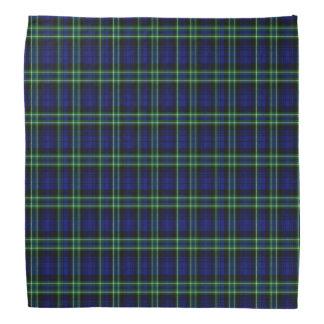 Tartán del escocés de Arbuthnot Bandanas