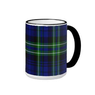 Tartán del escocés de Arbuthnot Taza A Dos Colores